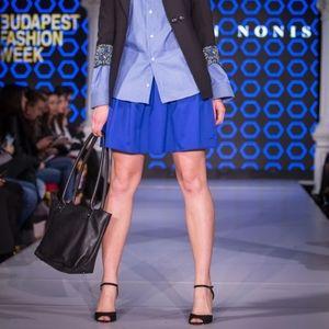 Kenzo blue kilt medium size